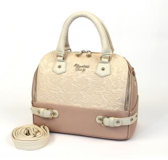 Elizabeth George Damen Handtasche 661 5 Henkeltasche Damentasche Tragetasche Schultertasche Shopper