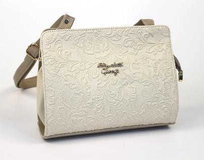 Elizabeth George Damen Handtasche 709 4 Henkeltasche Damentasche Tragetasche Schultertasche Shopper