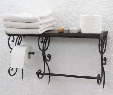 Handtuchhalter Toilettenpapierhalter HX12992 Badregal 61c