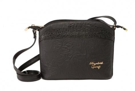 Elizabeth George Damen Handtasche 791-1 Damentasche Henkeltasche Tragetasche Schultertasche Shopper