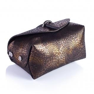 Damen Handtasche 300011 Damentasche Henkeltasche Tragetasche Umhängetasche
