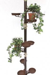 Blumensäule 260cm Blumentreppe Art.7 Blumenständer Pflanzsäule Pflanzständer
