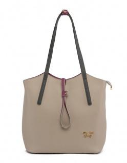 Elizabeth George Damen Handtasche 769-7 Damentasche Henkeltasche Tragetasche Schultertasche Shopper