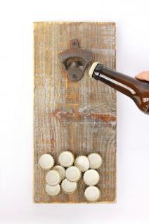 Flaschenöffner 5090 mit Magnet Bieröffner 32cm Wandflaschenöffner Öffner