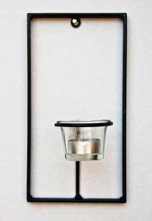 wandteelichthalter carr 3 tlg wandkerzenhalter metall teelichthalter teelicht kaufen bei. Black Bedroom Furniture Sets. Home Design Ideas