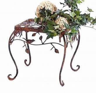 Blumenhocker Avis 1854 26cm Blumenständer Pflanzenständer Hocker Beistelltisch