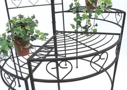 Blumentreppe 78cm Blumenständer 092553 Hocker Blumenhocker Pflanzenständer Regal - Vorschau 4