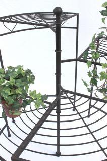 Blumentreppe 78cm Blumenständer 092553 Hocker Blumenhocker Pflanzenständer Regal - Vorschau 5