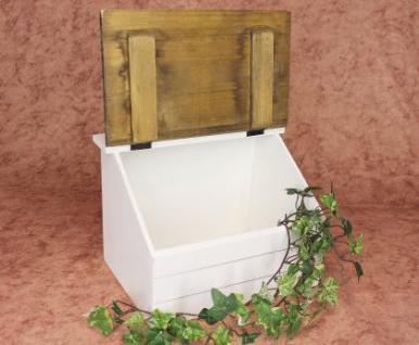 Minikommode Truhe 12025 Küchenschrank Kasten 28cm Shabby Küchenregal Kästchen - Vorschau 4