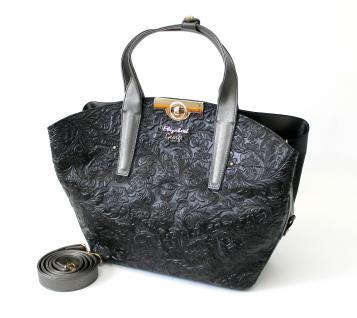Elizabeth George Damen Handtasche 754 06 Henkeltasche Damentasche Tragetasche Schultertasche Shopper