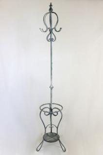 Kleiderständer Schirmständer 20294 aus Metall 194cm Garderobe Garderobenständer