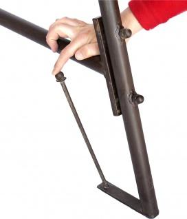 Gestell für Schaukel 082505 Hollywoodschaukel aus Eisen Schaukelgestell Metall - Vorschau 4