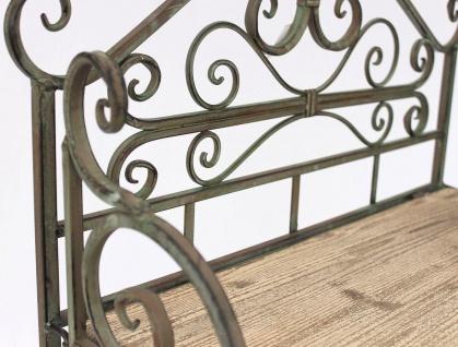 """Regal """" Malega"""" 12060 aus Metall und Holz 150cm Bücherregal Badregal Küchenregal - Vorschau 2"""