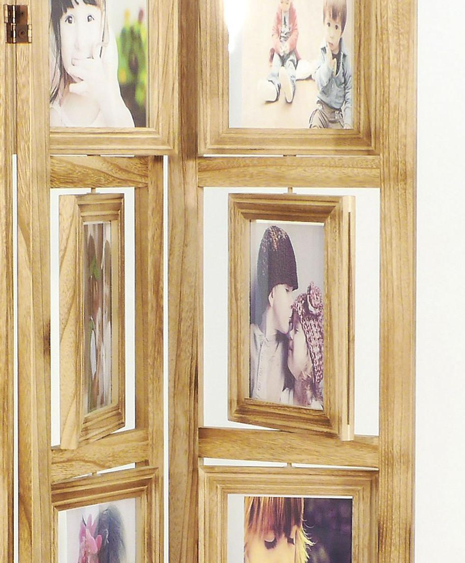 Paravent mit bilderrahmen 16930 raumteiler 161cm holz spanische wand trennwand kaufen bei - Spanische dekoration ...
