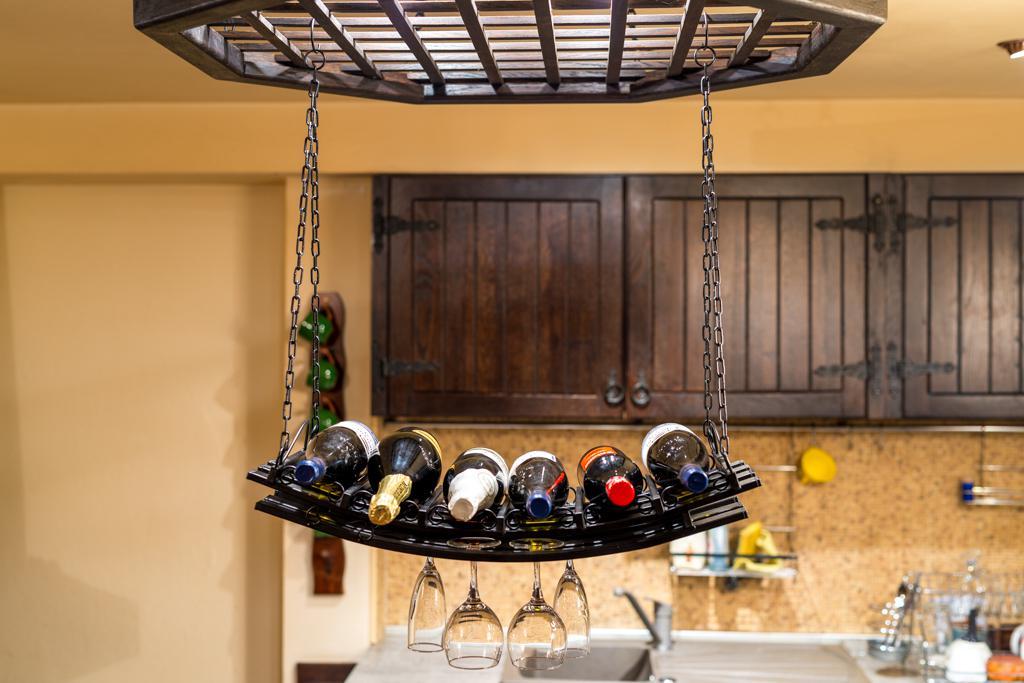 deckenregal md weinregal aus metall 67cm h ngeregal. Black Bedroom Furniture Sets. Home Design Ideas