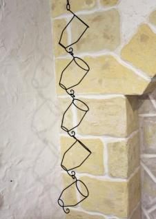 Flaschenhalter 95206 zum hängen 5-Tlg. 110cm a. Metall Flaschenständer Weinregal - Vorschau 4
