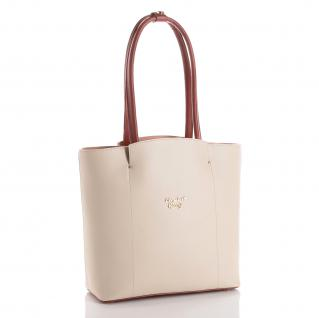 Elizabeth George Damen Handtasche 774 3 Henkeltasche Damentasche Tragetasche Schultertasche Shopper