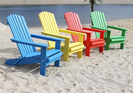 DanDiBo Strandstuhl Sonnenstuhl aus Holz Set Gartenstuhl klappbar Adirondack Chair Deckchair Bunt