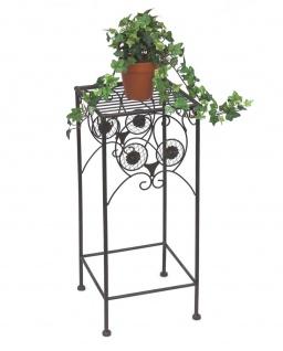Blumenhocker Eule 60cm Blumenständer 140193-M Pflanzenständer Hocker Beistelltisch Blumensäule - Vorschau 4