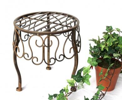 Blumenhocker 140129 S Blumenständer 25cm Pflanzenständer Hocker Beistelltisch Tisch