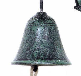 Türglocke Enten Familie 21105 Glocke aus Metall Gusseisen mit Ente Türklingel - Vorschau 3