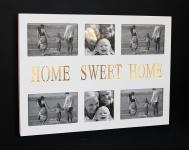 Fotorahmen Home Sweet Home 20464 LED Licht Display 45cm Bilderrahmen Fotogalerie