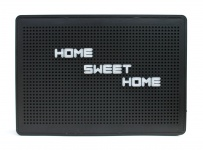 Lightbox Letterboard beleuchtet 942601 Leuchtschild Lichtbox Buchstabentafel Stecktafel