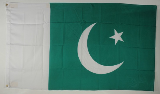 Flagge Fahne : Pakistan Nationalflagge Nationalfahne