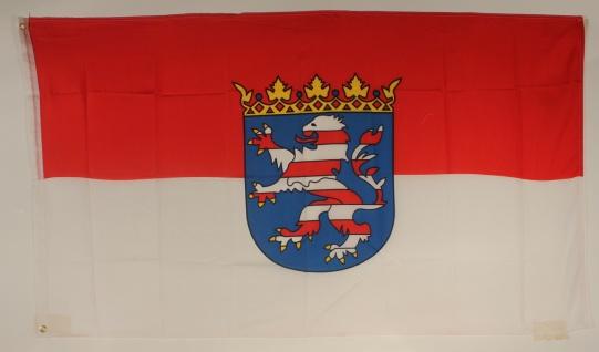 Hessen Flagge Großformat 250 x 150 cm wetterfest