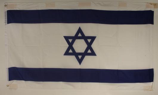 Israel Flagge Großformat 250 x 150 cm wetterfest