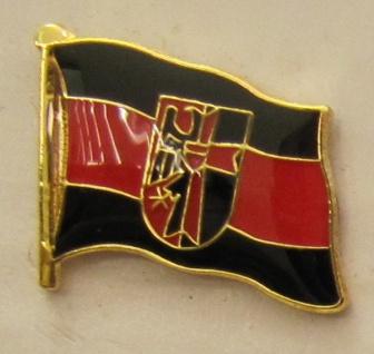 Pin Anstecker Flagge Fahne Sudetenland