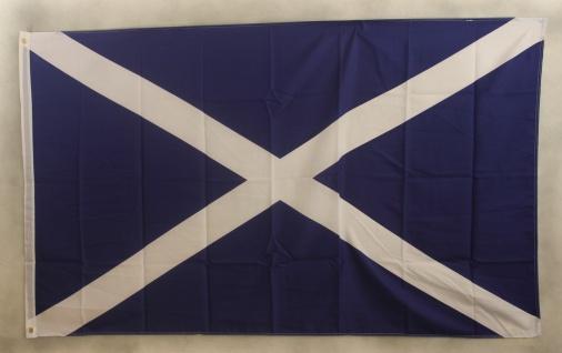 Schottland Flagge Großformat 250 x 150 cm wetterfest