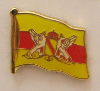 Pin Anstecker Flagge Fahne Baden Flaggenpin Button Badge Flaggen Clip Ansteck...