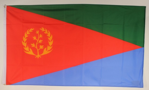 Flagge Fahne : Eritrea Eritreaflagge Nationalflagge Nationalfahne