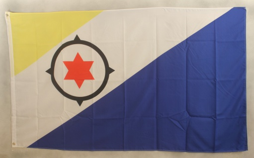 Flagge Fahne : Bonaire Nationalflagge Nationalfahne