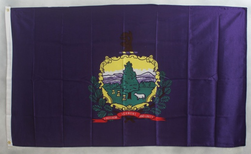 Flagge Fahne : Vermont