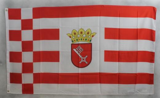 Flagge Fahne Bremen bremer Bremenflagge