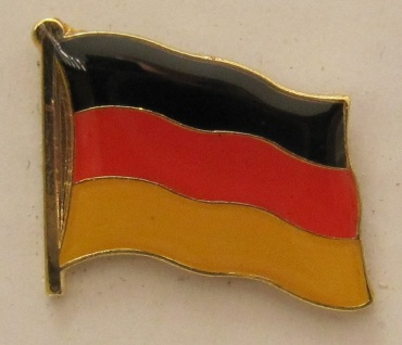 Pin Anstecker Flagge Fahne Deutschland Nationalflagge Flaggenpin Button Badge...