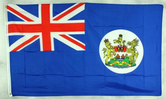 Flagge Fahne : Hong Kong Hongkong vor 1997 historisch