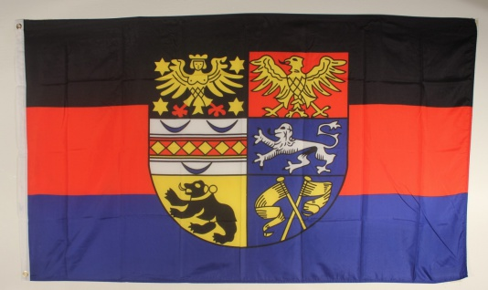 Ostfriesland Flagge Großformat 250 x 150 cm wetterfest