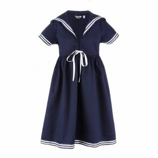 Kinder Matrosenkleid blau Kinderkleidung Kinderkleid alle Größen