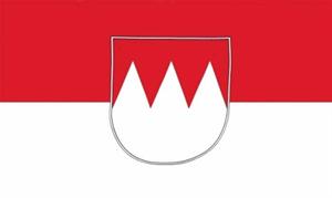 Flagge Fahne Franken 90x60 cm