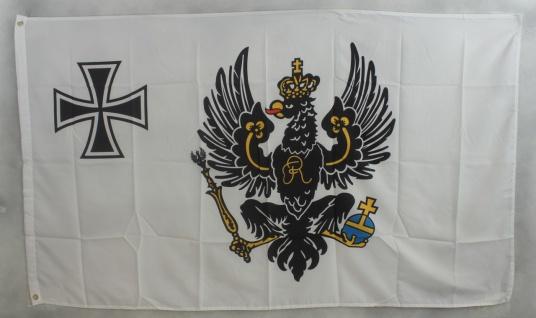 Flagge Fahne Preussen Eisernes Kreuz