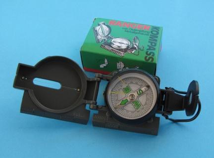 Kompass Herbertz Ranger Marschkompass Metall
