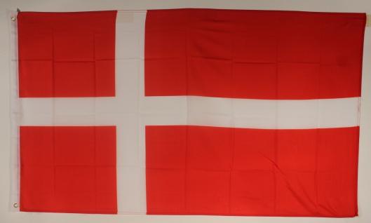 Dänemark Flagge Großformat 250 x 150 cm wetterfest