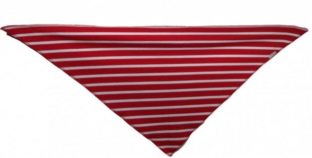 Bretonisches Dreiecktuch Halstuch gestreift Ringelmuster verschiedene Größen