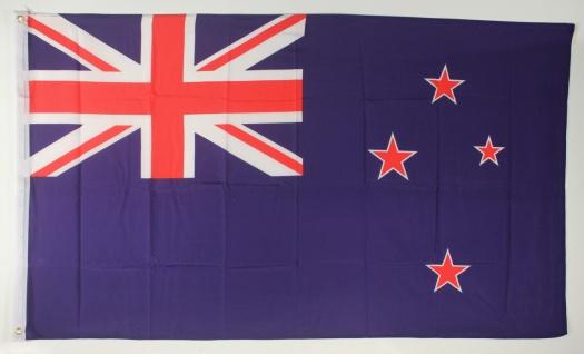Flagge Fahne : Neuseeland Nationalflagge Nationalfahne