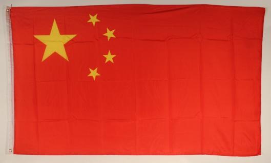 China Flagge Großformat 250 x 150 cm wetterfest