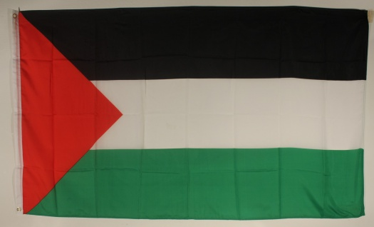 Flagge Fahne : Palästina Nationalflagge Nationalfahne