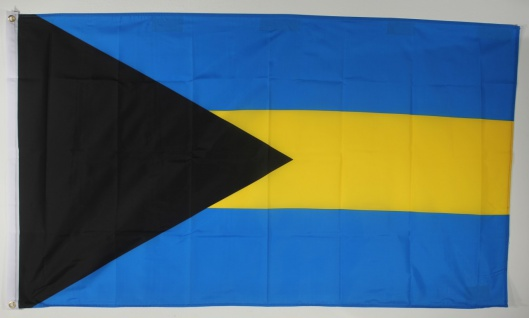 Flagge Fahne : Bahamas Bahamasflagge Nationalflagge Nationalfahne